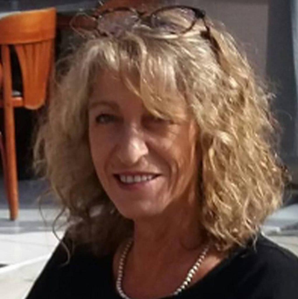 Françoise, trésorière